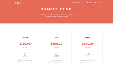 sample-page